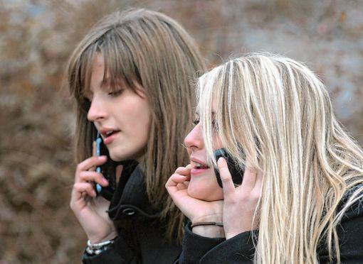 Das Smartphone ist für viele Jugendliche heute selbstverständlich. (Symbolfoto) Foto: Archiv