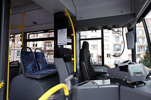 Für einen Vorfall in einem Linienbus werden Zeugen gesucht.    Archivfoto: Meller Foto: Die Oberbadische