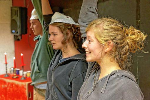 """Den """"1. Theaterpreis Amateuertheater 2018"""" gewann das Junge Theater mit dem Stück """"Fracasse oder die Meuterei der Kinder von Vermiraux"""".    Foto: zVg Foto: Die Oberbadische"""