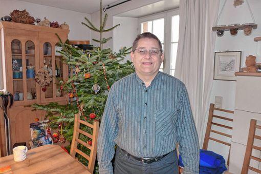 Pfarrer Daniel Völker begeistert für neue Kooperationen.     Foto: Willi Vogel Foto: Die Oberbadische