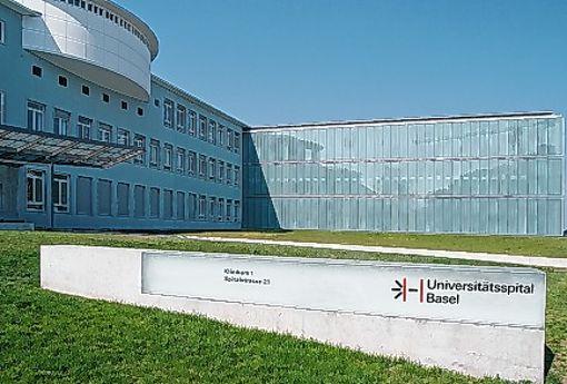 Das Basler Unispital soll bald fusionieren. Foto: Archiv