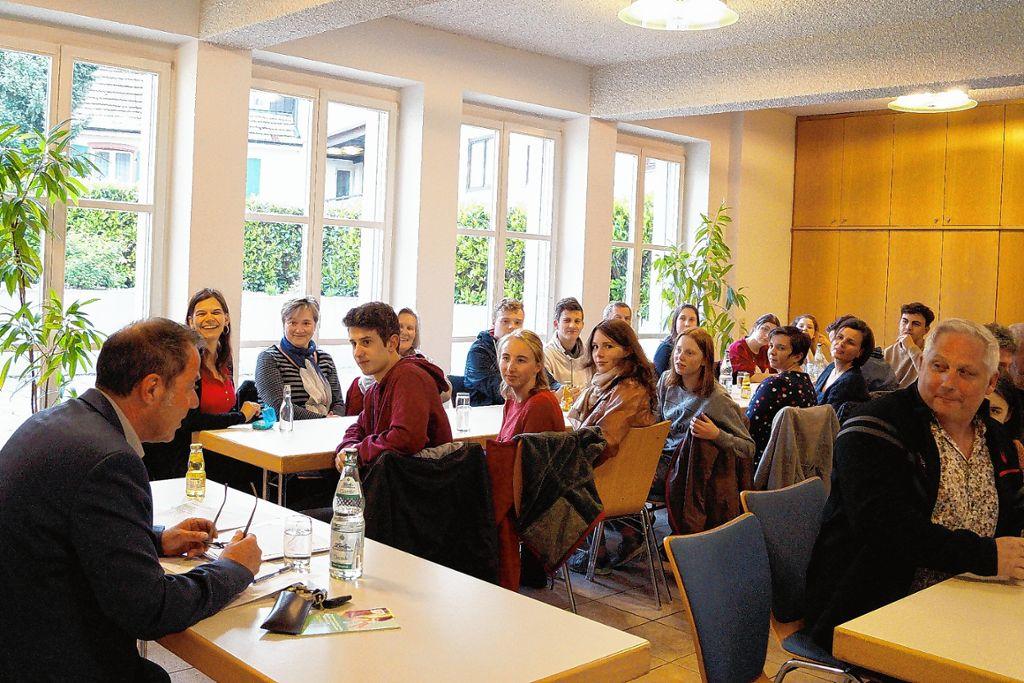 Binzen Jugend Auf Wahl Einstimmen Binzen Verlagshaus Jaumann