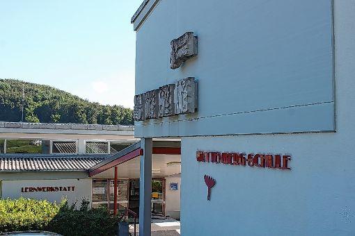 Die Lernwerkstatt ist im Gebäudekomplex der Buttenbergschule untergebracht.    Foto: Tim Nagengast Foto: Die Oberbadische
