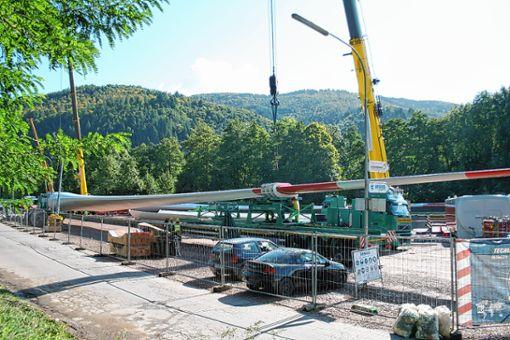 Harald Senn ist überhaupt nicht damit einverstanden, dass die EWS Windkraftanlagen im Kleinen Wiesental platzieren will.    Foto: zVg Foto: Markgräfler Tagblatt
