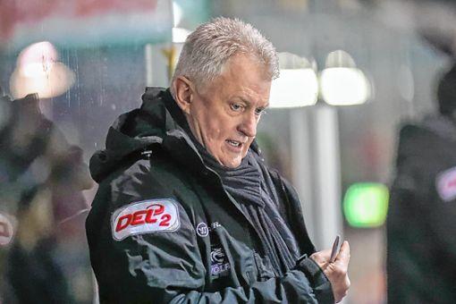 """""""Wir sind unseren treuen Fans etwas schuldig"""": EHC-Coach Leos Sulak.    Foto: Archiv Foto: Die Oberbadische"""