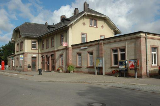Der Bahnhof in Rheinfelden. (Archivbild) Foto: Ulf Körbs