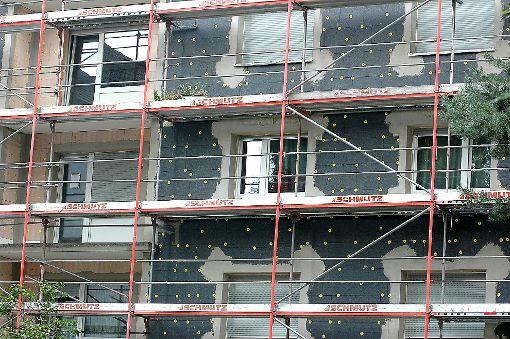 Im Quartier: Die Potenziale beim Sanierungsbedarf sind ein Aspekt, der  beleuchtet wird.   Foto: Marco Fraune Foto: Weiler Zeitung