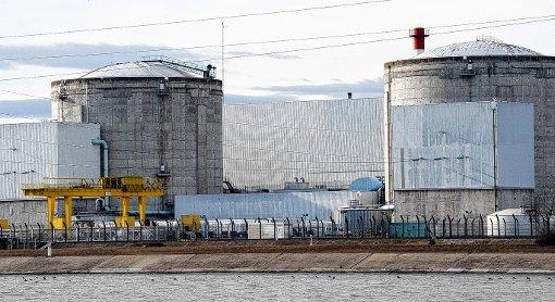 Fessenheim ist das älteste noch in Betrieb befindliche  Atomkraftwerk in Frankreich.   Foto: zVg Foto: Die Oberbadische