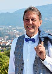 Josef Haberstroh Foto: Markgräfler Tagblatt