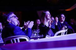"""Impressionen der Zirkusgala """"Salto Sociale"""" 2018 zu Gunsten der Aktion """"Leser helfen notleidenden Menschen"""" im Lörracher Weihnachtscircus. Foto: Kristoff Meller Foto: mek"""