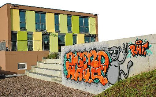 """Das zentrale Jugendhaus am Tutti-Kiesi-Areal in Rheinfelden erfreut sich einer """"abartigen Beliebtheit"""", wie die Leiterin Anna Hinnah am Montag dem Sozialausschuss berichtete.   Archivfoto: Ulf Körbs Foto: Die Oberbadische"""