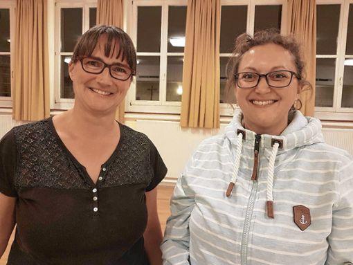 Susanne Bartelmus (links) und Andrea Fluck sind die Präventionsfachkräfte der katholischen Kirchengemeinde.   Foto: Rombach Foto: Die Oberbadische