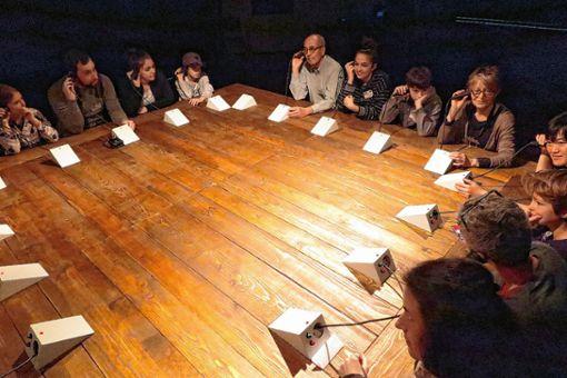 Zuhören  und verhandelnFoto: Beatrice Ehrlich Foto: Die Oberbadische