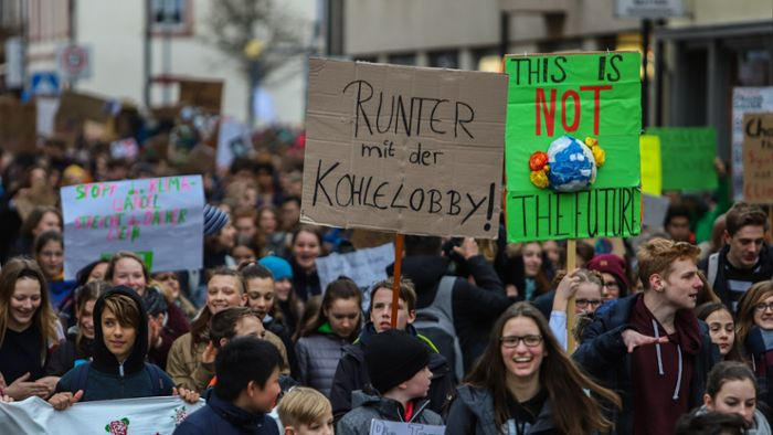 "Lörrach: ""Fridays for Future""-Demo"