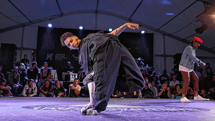 Basel: Premiere mit Tanzshows, Rap und Dance Battle