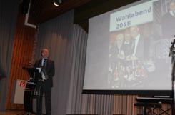 Impressionen vom Bad Bellinger Neujahrsempfang Foto: boe