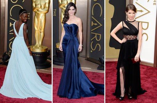 Oscars 2021 Kleider