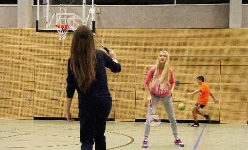 Im Gegensatz zur Lörracher Sportnacht sollen in Weil am Rhein deutlich mehr Mädchen in die Sporthalle kommen.    Foto: zVg Foto: Weiler Zeitung