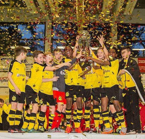 Borussia Dortmund triumphierte im vergangenen Jahr. Wer jubelt heuer?  Foto: Grant Hubbs Foto: Die Oberbadische