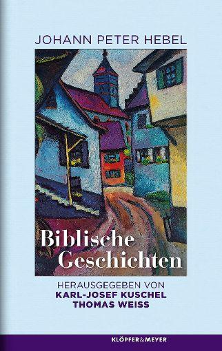 """Die """"Biblischen Geschichten"""" sind in einer neuen Ausgabe erschienen.    Foto: Elmar Vogt Foto: Markgräfler Tagblatt"""