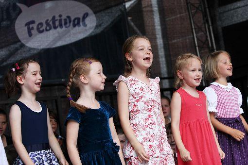 Der Kinder- und Jugendchor Lörrach wird ausgezeichnet.     Foto: Archiv Foto: Die Oberbadische