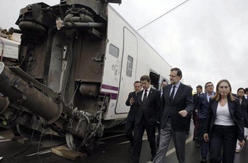 Zugunglück Spanien 2021