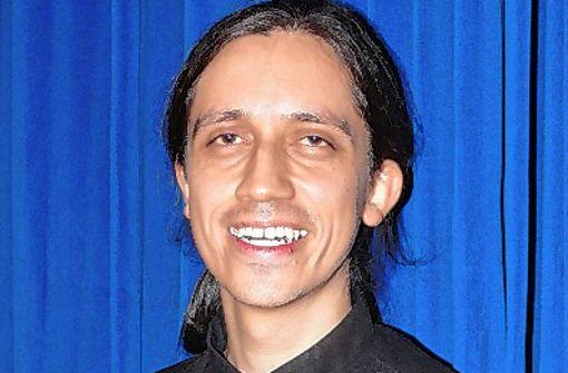 Santiago Per Domo ist neuer Dirigent der Mandolinengesellschaft. Foto: (sc)