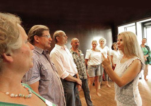 Foto: Beatrice Ehrlich Foto: Die Oberbadische