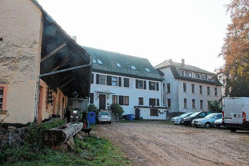 """Blick auf das frühere Gasthaus """"Sonne"""" in Marzell. Hier sollen Wohnungen entstehen.   Foto: Rolf-Dieter Kanmacher Foto: Weiler Zeitung"""