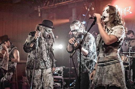 """Die  """"Fools"""" spielen am Samstag  im """"Irrlicht"""".    Foto: zVg Foto: Markgräfler Tagblatt"""