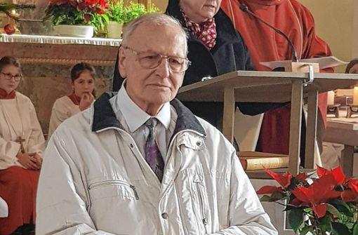 Johannes Kirchgässer. Foto: zVg