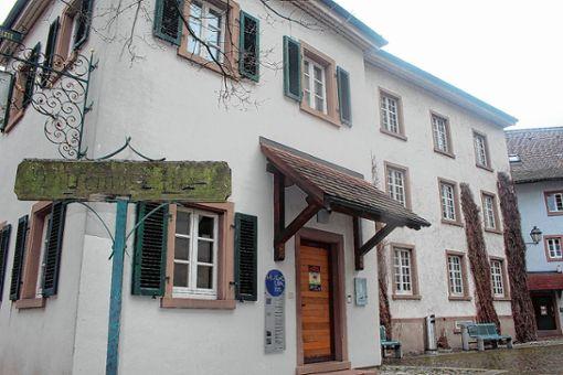 Der Museumskeller bekommt schon bald einen zweiten Fluchtweg.    Foto: Archiv Foto: Markgräfler Tagblatt