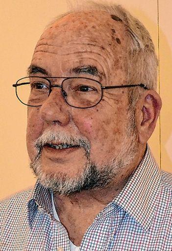 Helmut Bauckner   Foto: Archiv Foto: Die Oberbadische