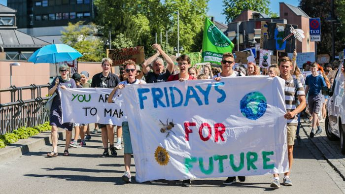 Lörrach: Fridays for Future