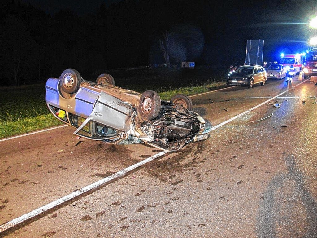 Unfall B317 Heute Maulburg