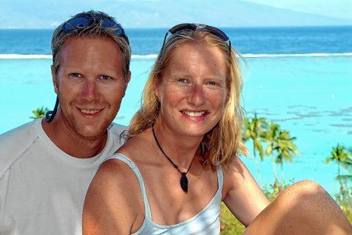 Sönke und Judith Roever haben viel zu berichten. Foto: zVg
