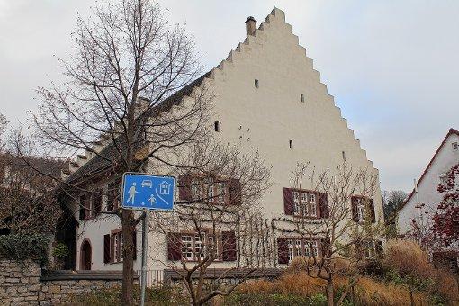 Das stattliche Wyhlener Zehnthaus befindet sich im Besitz der Gemeinde.           Foto: Tim               Nagengast Foto: Die Oberbadische