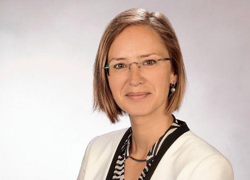 Junia Folk ist die neue Pressesprecherin.   Foto: zVg Foto: Weiler Zeitung