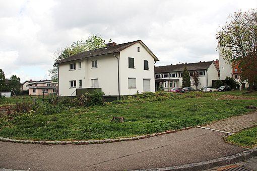 In Kürze  wird das ehemalige  Pfarrhaus auf dem Johannesareal abgerissen.   Foto: Siegfried Feuchter Foto: Weiler Zeitung