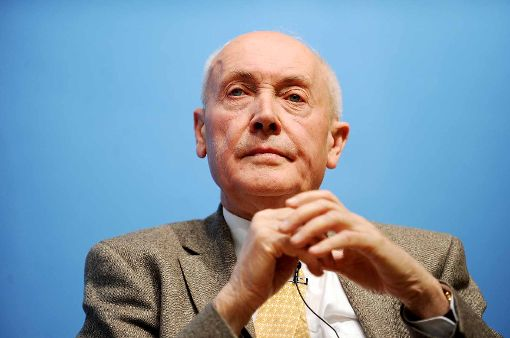 Der gebürtige Lörracher Hans-Peter Schwarz ist im Alter von 83 Jahren verstorben.   Foto: Archiv Foto: Die Oberbadische