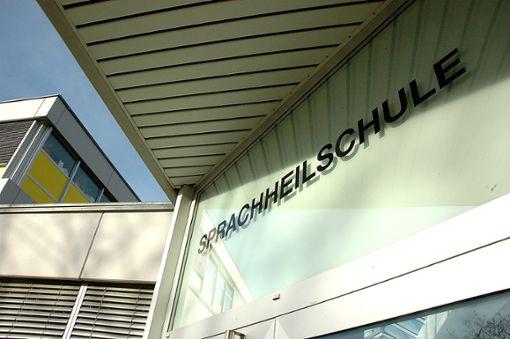 Die Sprachheilschule in Weil steht vor dem Aus.    Foto: mcf Foto: Weiler Zeitung