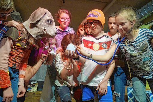 Das Junge Theater feiert demnächst  die Premiere eines neuen Stücks.  Foto: zVg Foto: Die Oberbadische
