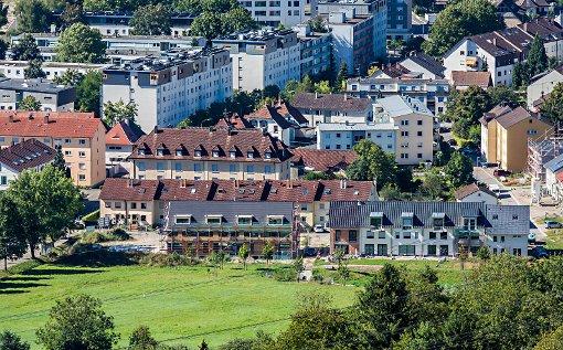 Die Mietwohnlücke ist auch in Lörrach eine großes Problem.   Foto: Kristoff Meller Foto: Die Oberbadische