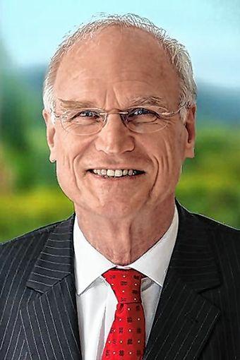 Lothar Binding: Vorsitzender des Bundestags-Finanzausschusses   Foto: zVg Foto: Die Oberbadische