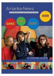 """Die """"Amacka-News"""" aus Kandern Foto: zVg"""