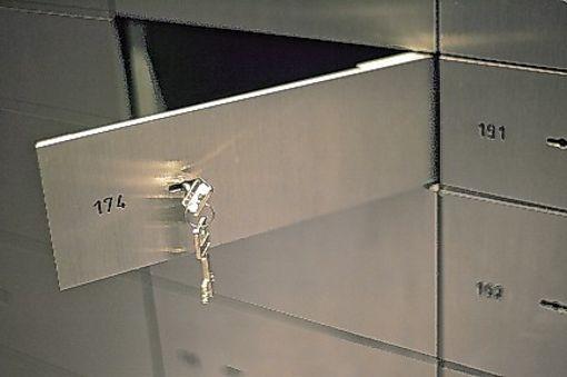 Bankschließfächer sind geleert worden.    Foto: Archiv Foto: Die Oberbadische