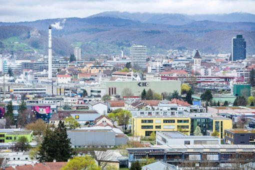 Gerade in Lörrach ist der Druck auf den Immobilienmarkt sehr hoch.   Foto: Kristoff Meller Foto: Die Oberbadische