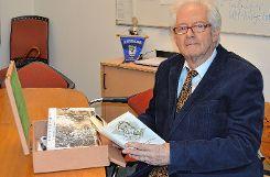 Beat Trachsler ist ein ausgewiesener Kenner und Liebhaber von Hebel und seinen Werken. Foto: Die Oberbadische
