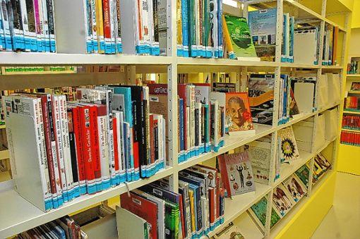 """Die Stadtbibliothek Rheinfelden stellt wieder Bücher für die Aktion """"Heiß auf Lesen"""" parat.  Foto: Archiv Foto: Die Oberbadische"""