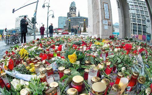 Der Anschlag auf dem Breitscheidplatz ist Thema für ein Gespräch mit Innenpolitiker Armin Schuster.  Foto: Archiv Foto: Die Oberbadische